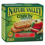 Батончик мюсли Nature Valley яблоко, 6шт х 42г