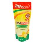 Средство для посуды и детских принадлежностей Mаmа Ultimate 600мл, лимон, концентрат