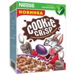 Готовый завтрак Cookie Crisp шоколадные печенюшки, 345г