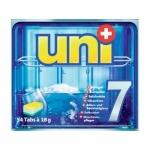 Таблетки для ПММ Uniplus 7в1 54шт