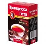 Чай Принцесса Гита Медиум листовой, черный, 100г