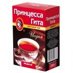 Чай Принцесса Гита Медиум листовой, черный, 250г