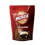 Кофе растворимый Жокей Триумф 280г, пакет