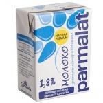 Молоко Parmalat 1.8%, 200мл, ультрапастеризованное