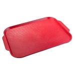 Поднос для фаст-фуда Horeca, 45х35.5см, красный