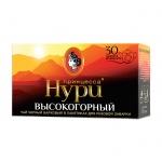 Чай Принцесса Нури Высокогорный, черный, 30 пакетиков без ярлычков