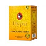 Чай Принцесса Нури Крупнолистовой, черный, листовой, 100 г