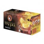 Чай Принцесса Нури, черный, 25 пакетиков, Лимон