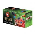 Чай Принцесса Нури, черный, 25 пакетиков, Лесные ягоды