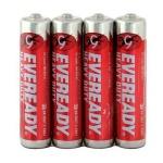 ��������� Energizer Eveready Heavy Duty, AAA/R03, �������, 4��/��