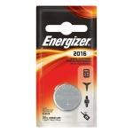 Батарейка Energizer CR2016, литиевая, 1шт