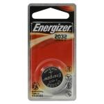 Батарейка Energizer CR2032, литиевая