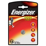 Батарейка Energizer CR1220 PIP1, литиевая