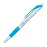 Ручка шариковая автоматическая Berlingo G-07 синяя, 0.32мм