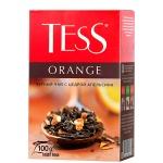 Чай Tess Orange (Оранж), травяной, листовой, 100 г