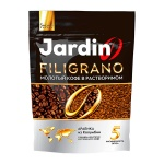 Кофе растворимый Jardin Filigrano (Филиграно) 75г, пакет