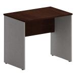 Стол письменный Skyland Imago СП-2.1, венге/металлик, 1200х600х755мм