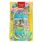 Чай Hilltop Яблони в цвету Подарок Цейлона, черный, листовой, 100г, ж/б