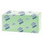 Салфетки сервировочные Luscan Profi Pack салатовые, 24х24см, 1 слой, 400шт