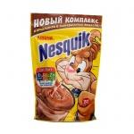 Какао Nesquik быстрорастворимое 250г, пакет
