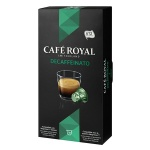 Кофе в капсулах Cafe Royal Decaffeinato, 10 капсул, 50г