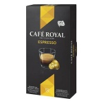 Кофе в капсулах Cafe Royal Espresso, 10 капсул, 50г