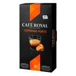 Кофе в капсулах Cafe Royal Espresso Forte, 10 капсул, 50г