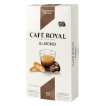 Кофе в капсулах Cafe Royal Flavoured Editions Almond, 10 капсул, 50г