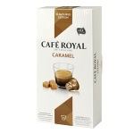 Кофе в капсулах Cafe Royal Flavoured Editions Caramel, 10 капсул, 50г