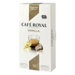 Кофе в капсулах Cafe Royal Flavoured Editions Vanilla, 10 капсул, 50г