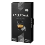 Кофе в капсулах Cafe Royal Ristretto, 10 капсул, 50г
