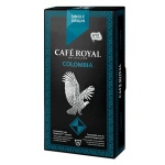 Кофе в капсулах Cafe Royal Single Origins Colombia, 10 капсул, 50г