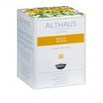 Чай Althaus Milde Minze, травяной, листовой, в пирамидках, 15 пакетиков