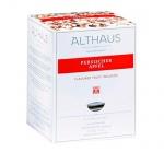 Чай Althaus Persischer Apfel, фруктовый, листовой, в пирамидках, 15 пакетиков
