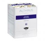 Чай Althaus Assam Meleng, черный, листовой, в пирамидках, 15 пакетиков