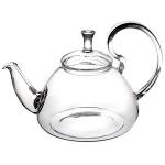 Чайник заварочный Xinya Георгин, 500мл, стеклянный
