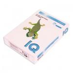 Цветная бумага для принтера Iq Color розовая, А4, 100 листов, 80г/м2, PI25
