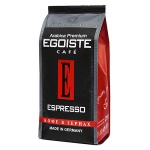 Кофе в зернах Egoiste Espresso 250г, пачка