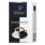 Кофе молотый Tchibo Black and White 250г, пачка