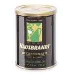 Кофе молотый Hausbrandt Decaffeinato (Декафинато) 250г, ж/б