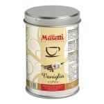 Кофе молотый Musetti Vaniglia (Ваниль) 125г, ж/б, ароматизированный