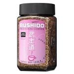 Кофе растворимый Bushido Light Katana 100г, стекло
