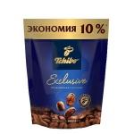 Кофе растворимый Tchibo Exclusive, пакет, 75г