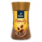 Кофе растворимый Tchibo Family 100г, стекло