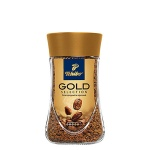 Кофе растворимый Tchibo Gold Selection 47.5г, стекло