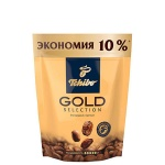 Кофе растворимый Tchibo Gold Selection 75г, пакет