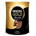 Кофе растворимый Nescafe Gold Barista 150г, пакет