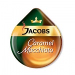 ���� � �������� Jacobs Tassimo Latte Macchiatto Caramel, 8��