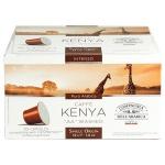 Кофе в капсулах Compagnia Dell'arabica Kenya AA Washed 10шт, 52г
