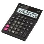 Калькулятор настольный Casio GR-16 черный, 16 разрядов, бухгалтерский